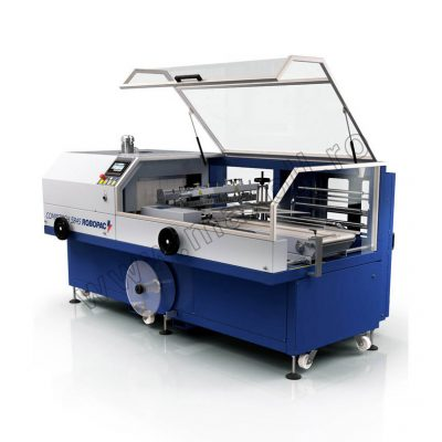 masina automata de ambalat cu folie termocontractibila Combitech