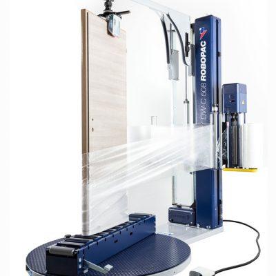 masina de ambalat verticala folie stretch rotoplat de - dw/c
