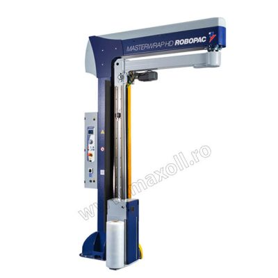 masina speciala de ambalat cu folie stretch masterplat hd plus xl